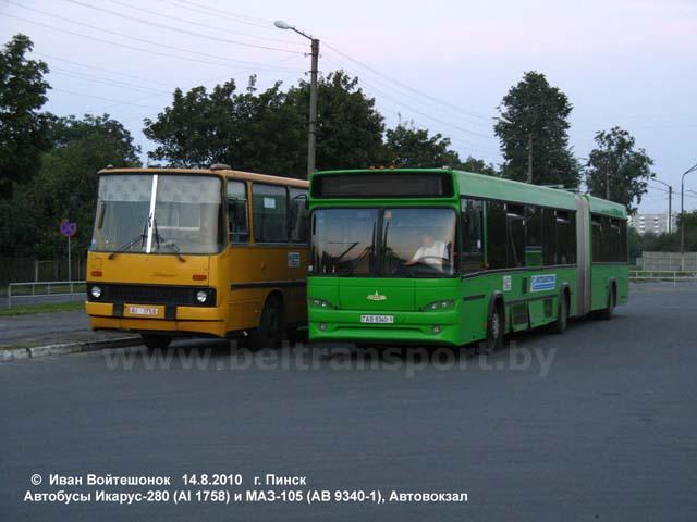 МАЗ-104, Неман-52012,