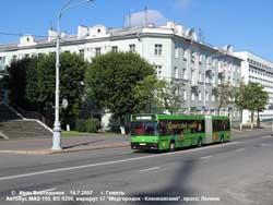 Схема проезда автобусов гомель фото 89