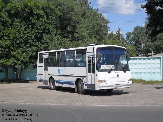 КАвЗ-4238 – 8,5-метровые