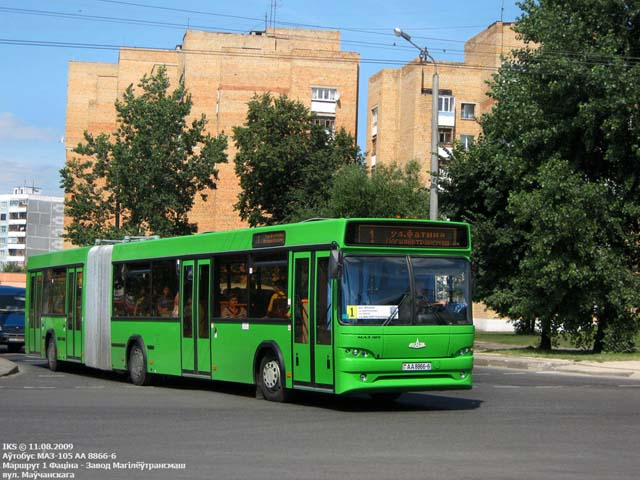маз 105
