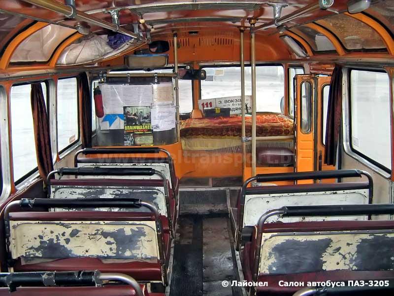 Автобусы ПАЗ-672 в Советском